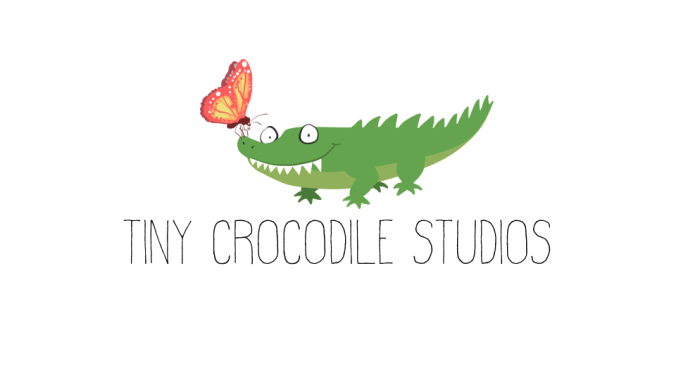 Tiny Crocodile Studios Logo